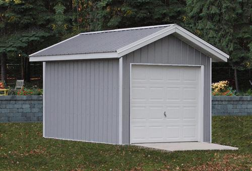 Steel Shed Material List At Menards
