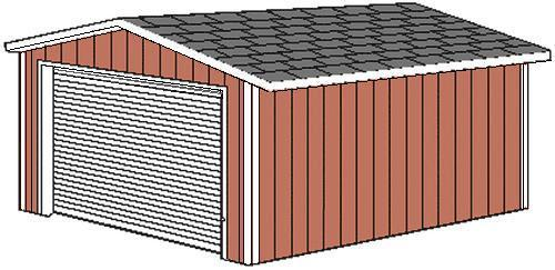 Midwest Manufacturing 174 Gable Shed With Floor Material List