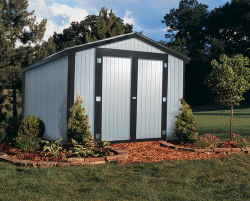 Ez Build Gable Shed Material List At Menards