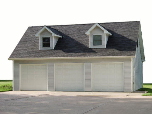 28 x 36 x 9 3 3Car GarageRoominAttic at Menards – Garage Plans Menards