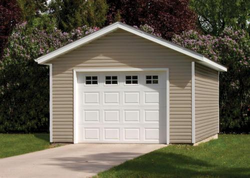 14 X 20 X 8 1 Car Garage Material List At Menards 174