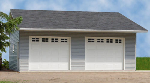 22 x 24 x 10 2Car Garage at Menards – Garage Plans Menards