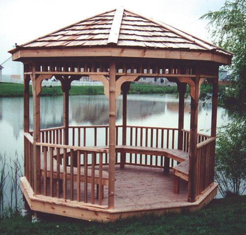 Amazing 10 X 10 Open Bench Gazebo Material List At Menards Ibusinesslaw Wood Chair Design Ideas Ibusinesslaworg