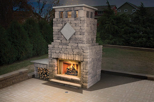 Awe Inspiring Bradford Fireplace Project Material List 8 5 5 8 X 5 3 X Home Interior And Landscaping Ymoonbapapsignezvosmurscom