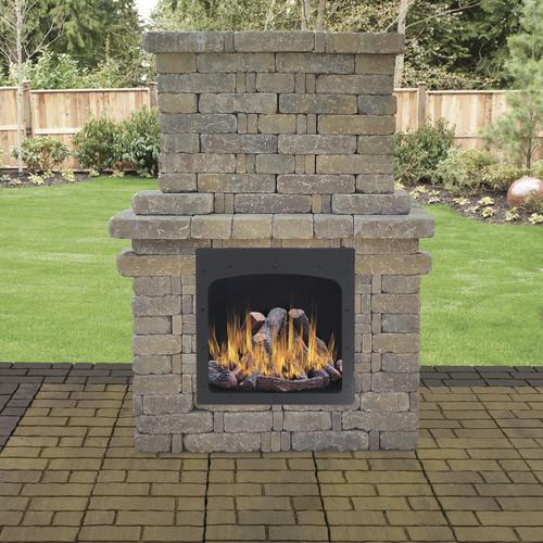 """Williams Fireplace Project Material List 4' 3"""" x 3' 3"""" x 6 ..."""
