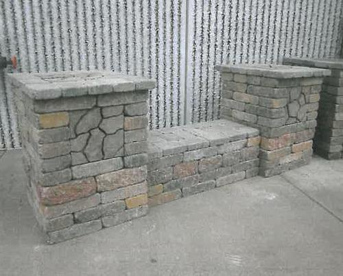"""Carbondale Outdoor Bench Project Material List 3' 5"""" x 8' 10"""" x 2' 4"""""""