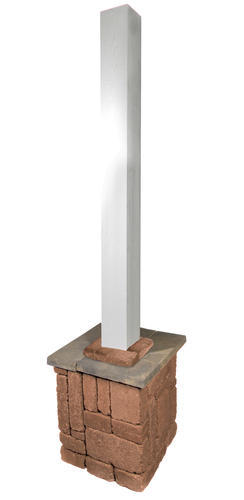 "Madison Straight Column Project Material List 10' x 1' 9"" x 1' 9"""