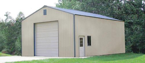 W X L X H Garage Post Frame Building At Menards - Barn siding menards