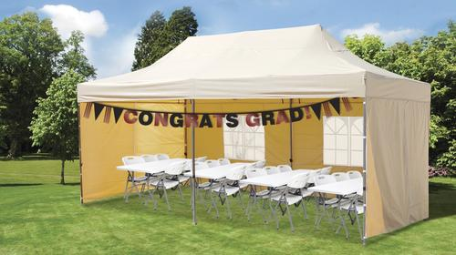 10' x 20' Party Tent Package Material List at Menards®