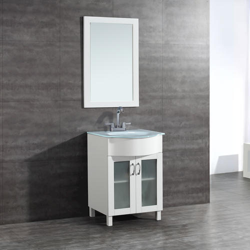 Ove D 233 Cors 24 Quot W X 22 1 16 Quot D White Milano Vanity And