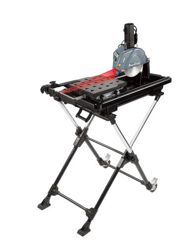 Florcraft 7 Tile Saw With Stand 4 Hour Base Rental At Menards