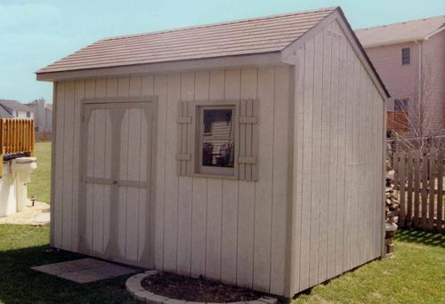 Saltbox Shed Material List At Menards