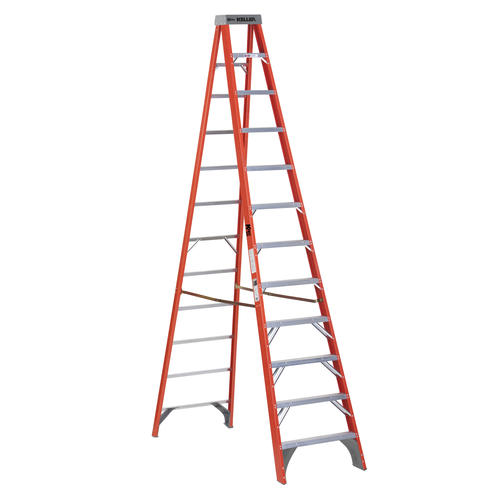 Keller 12 Type Ia Fiberglass Step Ladder 4 Hour Base Rental At Menards