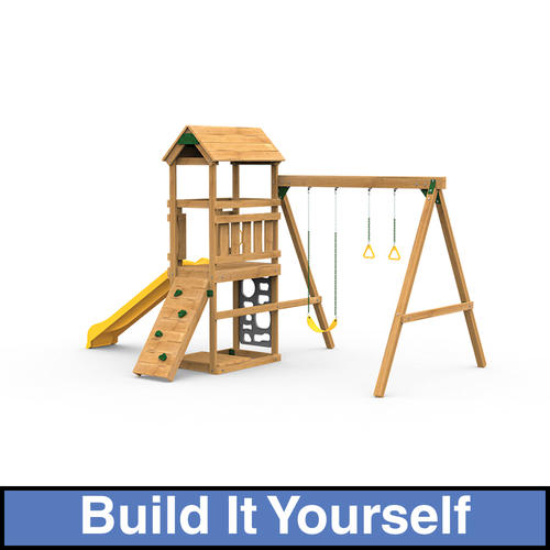 Playstar Trainer Starter Build It Yourself Playset Material