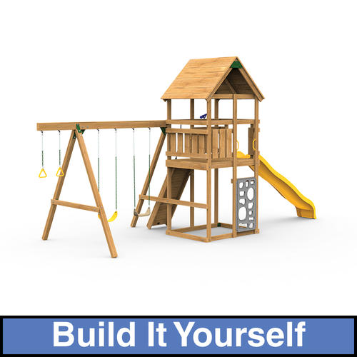 Playstar Legacy Starter Build It Yourself Playset Material