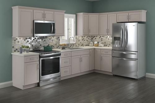 Cardell Cornerstone Collection Lakeridge 19 L Kitchen Cabinets Only At Menards