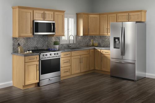 Cardell Designer Collection Rockney 19 L Kitchen Cabinets