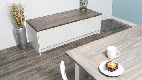 Dining Room Storage Bench Material List
