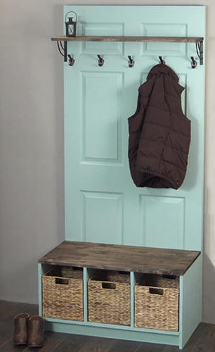 Door Hall Tree Project At Menards®
