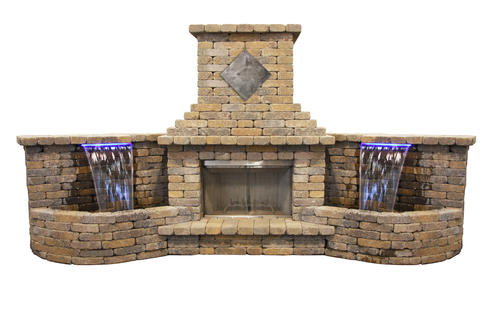 Wonderful Fountain Of Fire At Menards®