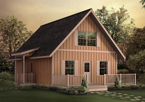 Tiny Home Designs: Woodbridge Vacation Home At Menards®