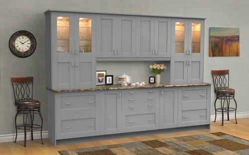 KlËarvŪe Cabinetry Hutch Cabinets