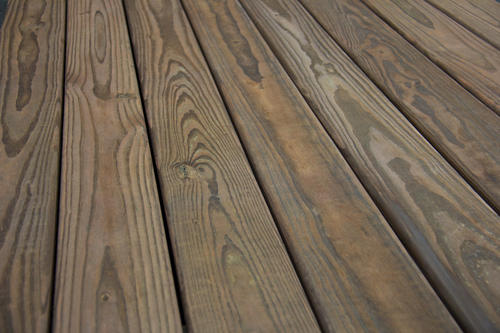 Ac2 5 4 X 6 Ground Contact Cedartone Premium Pressure Treated Decking At Menards