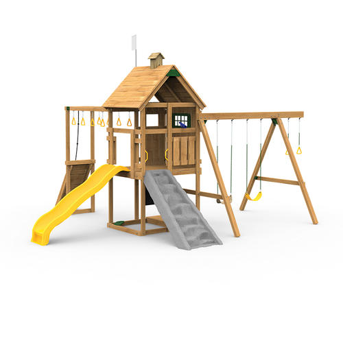 Playstar Contender Silver Build It Yourself Playset Material List At