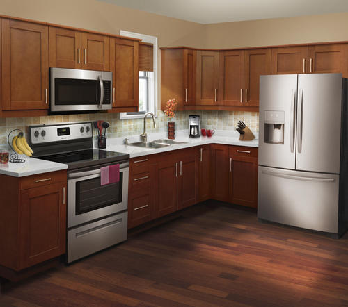 Klearvue L Shaped Kitchen Cabinets Only At Menards