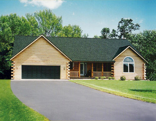 Charmant MVL3862   Northwoods Log Home At Menards®