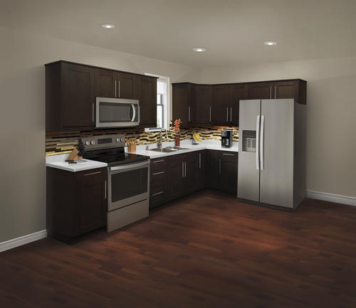 Kitchen Cabinets L Shape