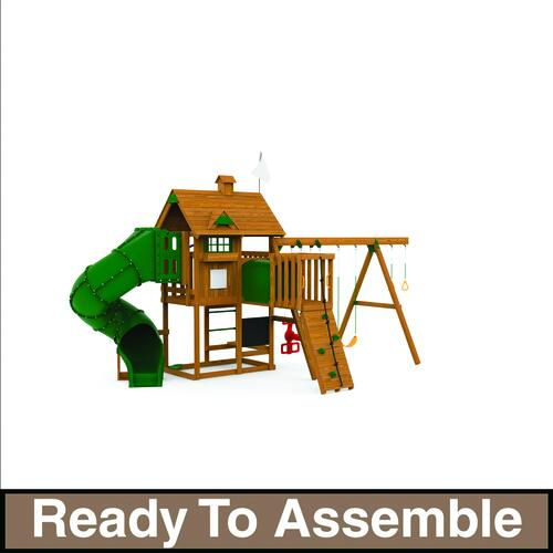 Playstar All Pro Ready To Assemble Playset Material List