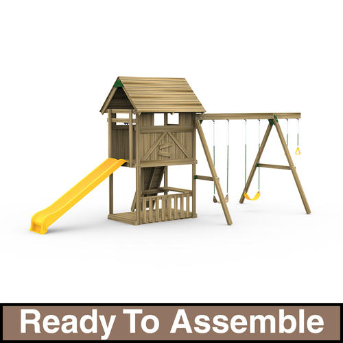 Playstar Grand Slam Starter Ready To Assemble Playset At Menards