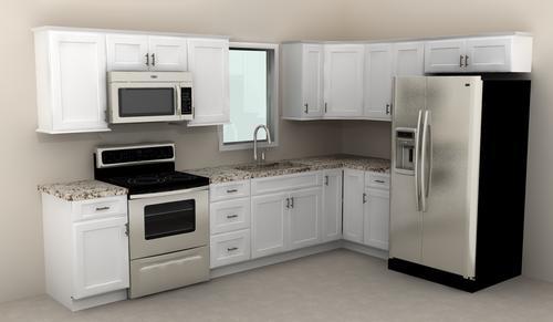 Cardell® Cornerstone Collection Lakeridge 19\'L Kitchen ...