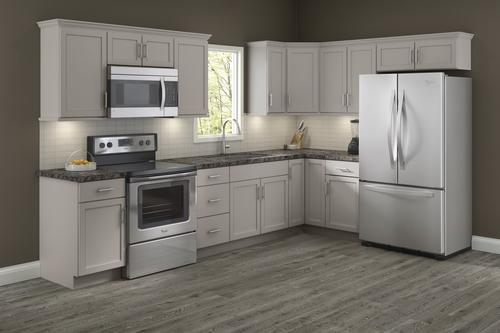 Cardell Concepts 19 L Lanston White Kitchen At Menards