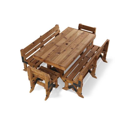 3 4 x 6 ozco picnic table project 801 at menards watchthetrailerfo