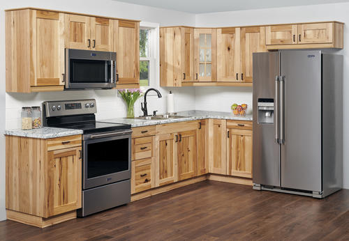 Klëarvūe L Shaped Kitchen W 10 Cabinet Cabinets Only At Menards
