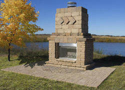 Outdoor Fireplaces at Menards®