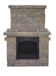 Astounding Outdoor Fireplaces At Menards Home Interior And Landscaping Ymoonbapapsignezvosmurscom