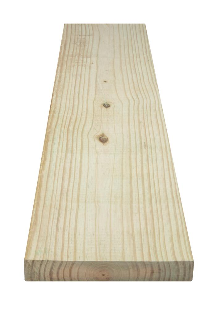 Ac2 2 X 10 Ground Contact Green Pressure Treated Lumber At Menards