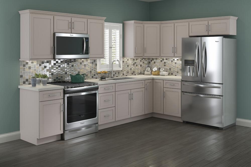 Cardell Designer Collection Lakeridge 19 L Kitchen Cabinets Only At Menards