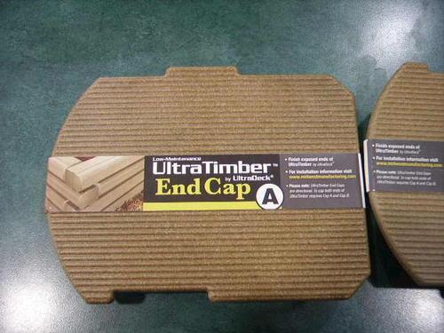 - UltraTimber Composite End Cap - A At Menards®