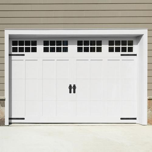 Cre8tive Hardware Decorative Magnetic Overhead Garage Door Hardware At Menards