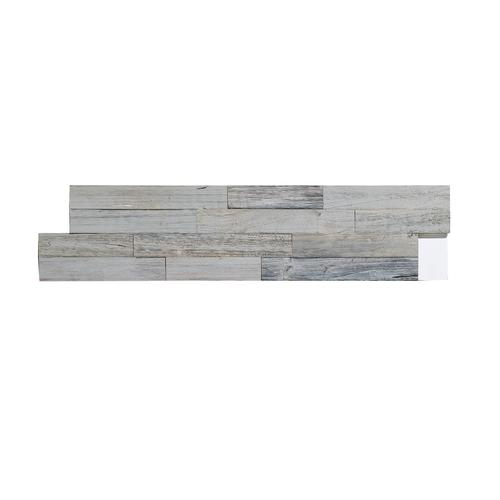 Aspect 65 X 24 Peel And Stick Wood Tile In Weathered Barn At