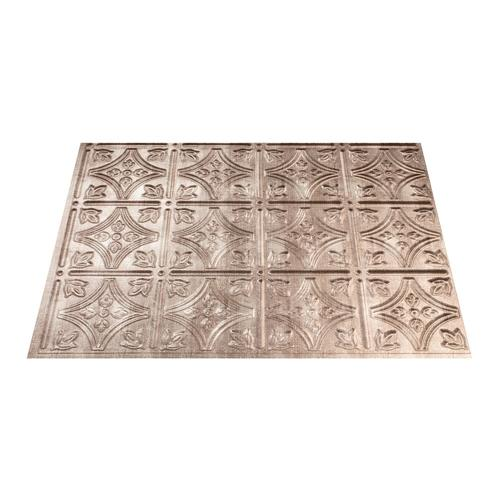 Fasade Traditional 1 18 X 24 Vinyl Backsplash Tile At Menards