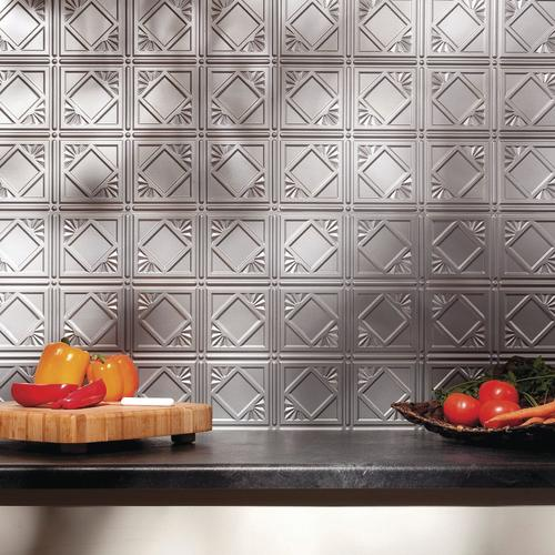 Fasade 174 18 Sq Ft Backsplash Kit At Menards 174