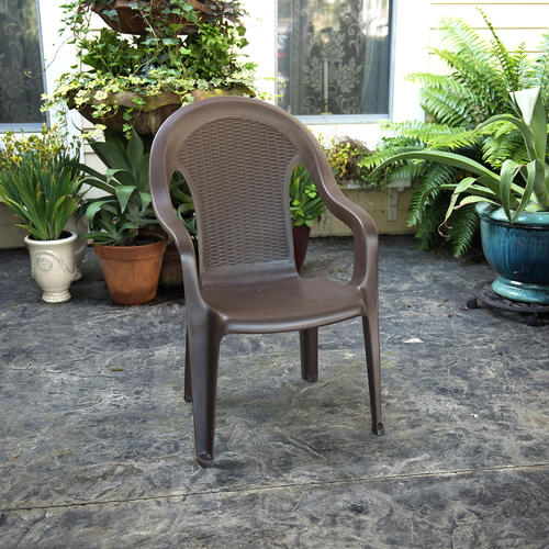 Awesome Adams Brown High Back Patio Chair At Menards Forskolin Free Trial Chair Design Images Forskolin Free Trialorg