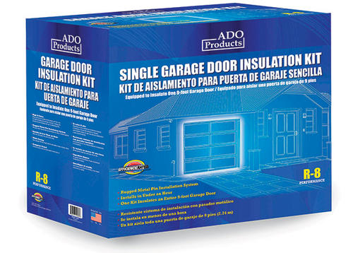 Garage Door Insulation Kit At Menards