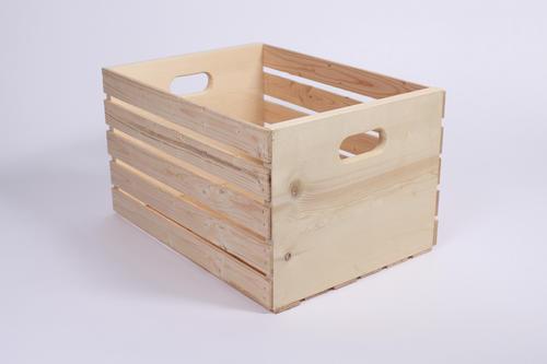 20 Pine Crate At Menards