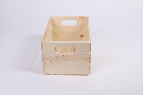 15 Pine Crate At Menards